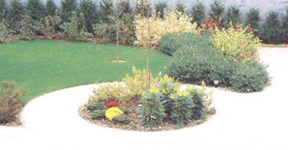 creation des beaux jardin